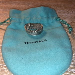 Tiffany & Co Mesh Ring